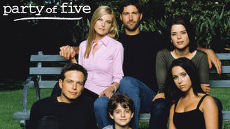 Netflix box art for Party of Five - Season 1