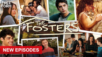 Netflix box art for The Fosters - Season 3