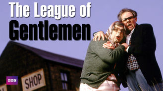 Netflix box art for The League of Gentlemen - Season 1
