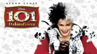 Netflix box art for 101 Dalmatians