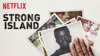 Netflix Box Art for Strong Island