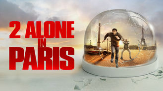 Netflix box art for 2 Alone in Paris