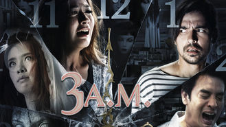 Netflix box art for 3 A.M.