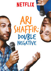 Ari Shaffir: Double Negative Netflix PH (Philippines)