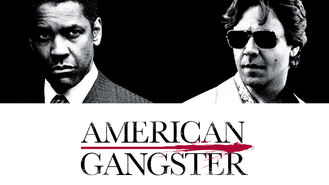 Netflix box art for American Gangster