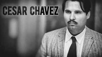 Netflix box art for Cesar Chavez