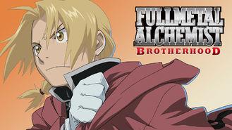 Netflix box art for Fullmetal Alchemist: Brotherhood - Part 2