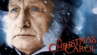 Netflix box art for A Christmas Carol