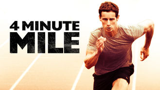Netflix box art for 4 Minute Mile