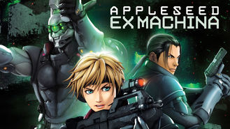 Netflix box art for Appleseed: Ex Machina