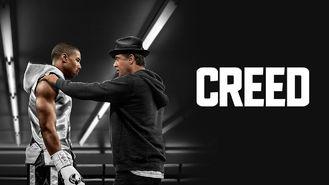 Netflix box art for Creed