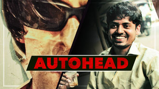 Netflix box art for Autohead