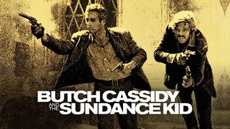 Netflix box art for Butch Cassidy and the Sundance Kid