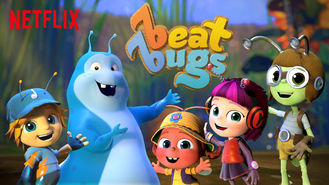 Netflix box art for Beat Bugs - Season 1