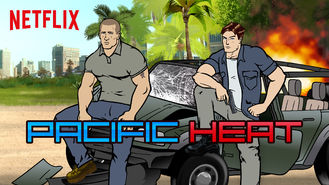 Netflix box art for Pacific Heat - Season 1