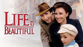 Netflix box art for Life Is Beautiful