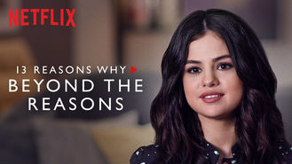 Netflix box art for 13 Reasons Why: Beyond the Reasons