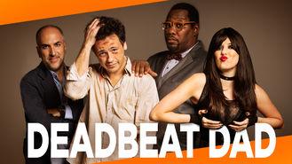 Netflix box art for Deadbeat Dad