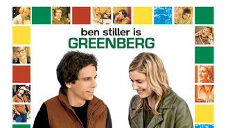 Netflix box art for Greenberg