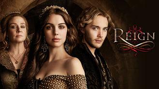 Netflix box art for Reign - Season 3