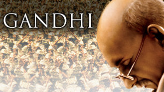 Is Gandhi on Netflix?