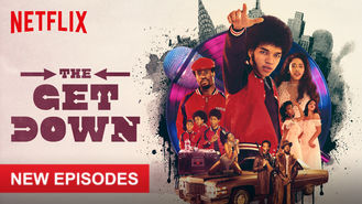Netflix box art for The Get Down - Part 2