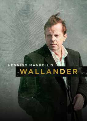 Box art for Henning Mankell's Wallander