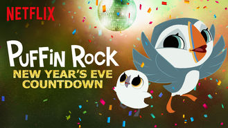 Netflix box art for Puffin Rock: New Year's Eve Countdown