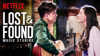 Netflix box art for Lost & Found Music Studios - Season 2