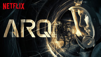 Netflix box art for ARQ