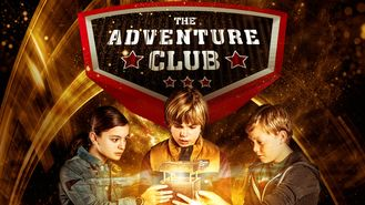 Netflix box art for The Adventure Club