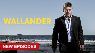 Netflix box art for Wallander - Series 4