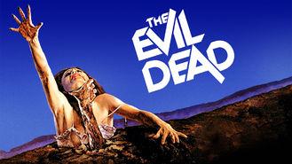Netflix box art for The Evil Dead