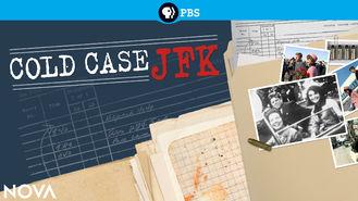Netflix box art for NOVA: Cold Case JFK