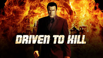 Netflix box art for Driven to Kill