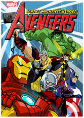 The Avengers: Earth's Mightiest Heroes Netflix CO (Colombia)