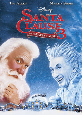 Santa Clause 3: The Escape Clause, The