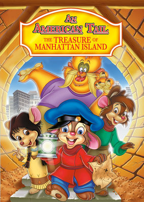 An American Tail: Manhattan Island