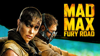 Is Mad Max: Fury Road on Netflix?
