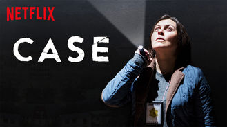 Netflix box art for Case - Season 1