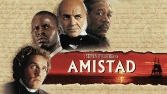 Netflix box art for Amistad