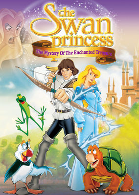 Swan Princess: Enchanted Treasure
