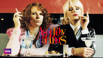 Netflix box art for Absolutely Fabulous - Special 2002