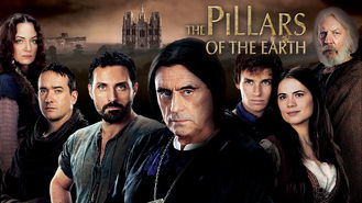 Is The Pillars of the Earth, Season 1 on Netflix?