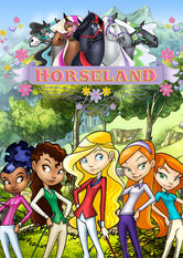 Horseland Netflix AU (Australia)
