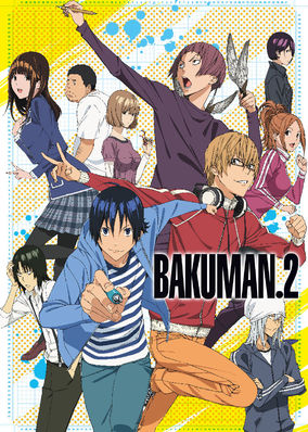 Bakuman. 2 - Season 1