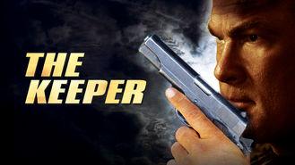 Netflix box art for The Keeper