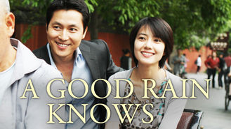 Netflix box art for A Good Rain Knows