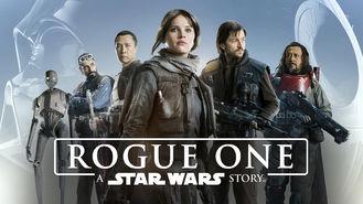 Netflix box art for Rogue One: A Star Wars Story
