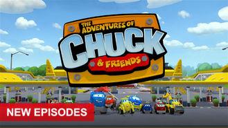 Netflix box art for The Adventures of Chuck & Friends - Season 1